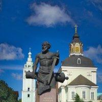 Памятник Демидову Тула :: Владимир Маслов