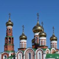 Золотые купола :: Алексей Масалов