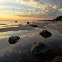 Вечерние краски Балтики :: Николай Кувшинов