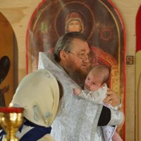 обряд крещения (Филя) :: Александр Шурпаков