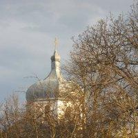 Русская церковь в Грузии :: Arusia Davrisheva