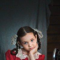 Детский портрет :: Elena Davydova
