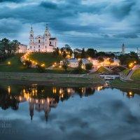 Храм на Успенской горе в Витебске :: Алексей Ершов