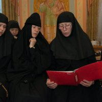 В монастыре :: Юлия Сивкова