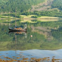 Шотландское зеркало :: Eugene Remizov