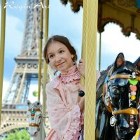 Париж :: Регина Циклинская
