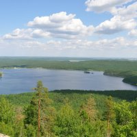 озеро Аракуль :: Юлия Золотухина