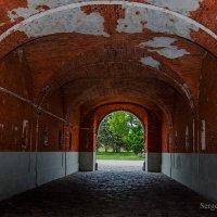Холмские ворота Брестской крепости :: Сергей Хомич