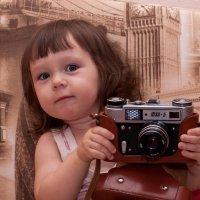 маленькая фотографиня2 :: Мария Данилейчук