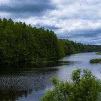 Река Грузинка :: Дмитрий Рутковский