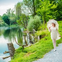 на озере :: Jakob Voth