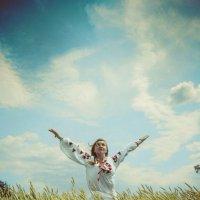 Русское поле :: Karina Mirgorod
