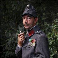 1916. Фронтовой табачок :: Виктор Перякин