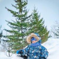 Зимние забавы :: Юлия Makarova