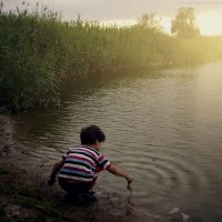 круги на воде :: Дмитрий Барабанщиков