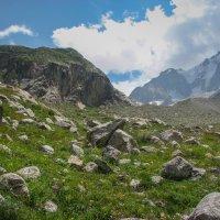 Путь к перевалу :: Vladimir 070549