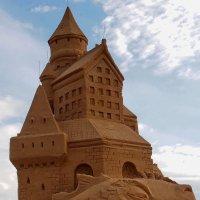песочная скульптура :: Ирина ***