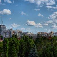 Частичка огромного города :: Татьяна Кретова