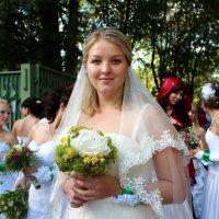 Свадебная мадонна :: Людмила Жданова