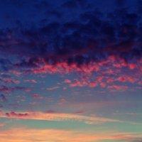 Нет ничего красивее заката... :: Анна Демьяненко