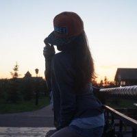 на прогулке :: Дарья Белова
