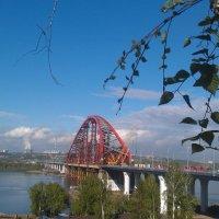 Бугринский мост :: Shrewd Helga