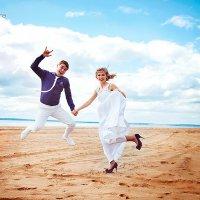 Гавайская свадьба :: Анна Герасимова