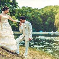 Свадебная прогулка... :: Evgeniy Gavrilin