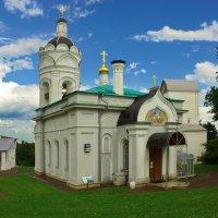церковь ГЕОРГИЯ ПОБЕДОНОСЦА в коломенском :: Александр Шурпаков