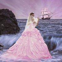 Розовые мечты... :: Ольга Живаева