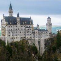 Замок Нойшванштайн (Германия) :: Еlena -----