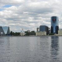 Стеклянный Петербург :: Наталья Левина