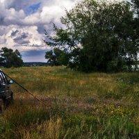 На рыбалку с фотоаппаратом. :: Георгий Врубель