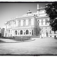 Оперный театр. Одесса :: Sebastian Mart