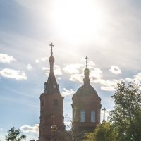 Храм :: Евгений Мельников