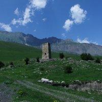 Древняя башня :: Иосиф Короткий