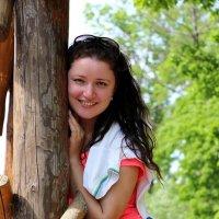 Весна,девушка,улыбка... :: Ирина Бабушкина