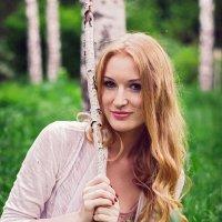 Вот такие чудеса можно встретить в лесу! :) :: Evgeniy Gavrilin