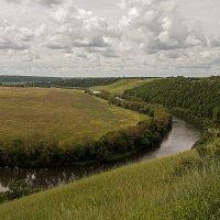 Река :: Анатолий Круглов