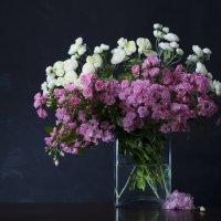 Розовые грёзы :: Tatiana Florinzza