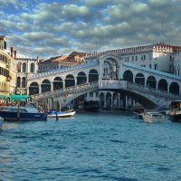 Венеция. Мост Риальто :: Марина Орлова