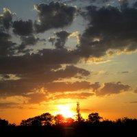 Заходит солнце... :: Тамара (st.tamara)
