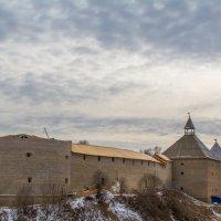 Крепость Старая Ладога- первая столица Руси :: Владимир Демчишин