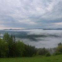 Между облаками :: Вячеслав Устинов