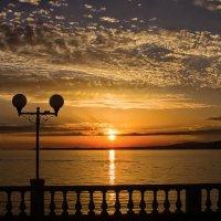 Любясь закатом :: Galinka *K