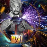 """Альберт Эйнштейн"" :: Aleks Ben Israel"