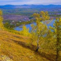 Осень :: Аркадий Беляков