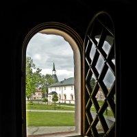 ....взгляд на Иверскоий монастырь :: Виктория Шпагина