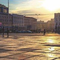 Якутск вечерний :: Анна Карпова