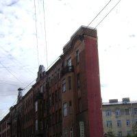 Дом-стена :: Марина Домосилецкая